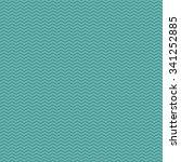 seamless cyan zig zag pattern... | Shutterstock .eps vector #341252885