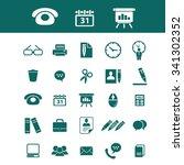 presentation  chart  diagram ... | Shutterstock .eps vector #341302352