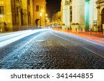Night View Of Traffic Lights I...