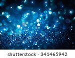 abstract  twinkled  christmas... | Shutterstock . vector #341465942