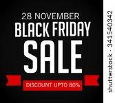 vector illustration for black... | Shutterstock .eps vector #341540342