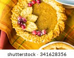 Homemade Pumpkin Pies With...