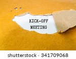 Kick Off Meeting Message On...