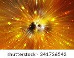 abstract orange background.... | Shutterstock . vector #341736542