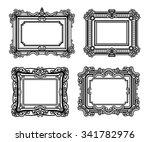 frame vector | Shutterstock .eps vector #341782976