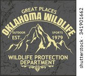 great outdoor adventure  ... | Shutterstock .eps vector #341901662