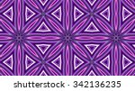 authentic purple glassy... | Shutterstock . vector #342136235