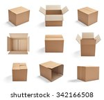 collection of  various... | Shutterstock . vector #342166508