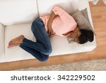 high angle view of young... | Shutterstock . vector #342229502