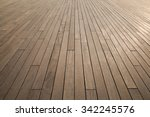 Wooden Deck Background Lumber...