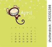 Calendar For The Year 2016  ...