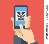 qr code reader app on...