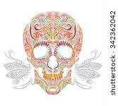 Vector Color Decorative Tattoo...