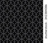 geometric pattern design for... | Shutterstock .eps vector #342384086