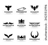 eagles  21  | Shutterstock .eps vector #342551996