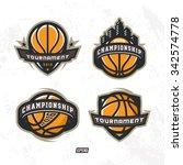 modern professional logo for...   Shutterstock .eps vector #342574778