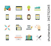 adaptive responsive web design...