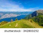 fragment of a nice mountain...   Shutterstock . vector #342803252