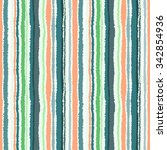 seamless strip pattern.... | Shutterstock .eps vector #342854936