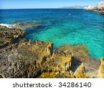 adriatic sea | Shutterstock . vector #34286140