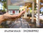 house. | Shutterstock . vector #342868982