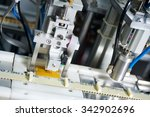 industrial line for the... | Shutterstock . vector #342902696