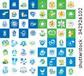 universal graphic vector logos... | Shutterstock .eps vector #342926102