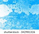 plaster  stone art  stylish...   Shutterstock . vector #342981326
