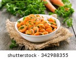 Vegetables Salad With Carrot O...