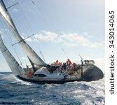 valletta  malta   october 17 ... | Shutterstock . vector #343014065