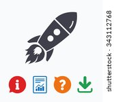 start up icon. startup business ...   Shutterstock .eps vector #343112768