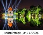 Night View Of The Hoan Kiem...