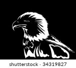 eagle | Shutterstock .eps vector #34319827
