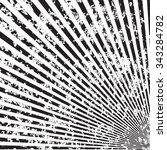 grunge white and black stripes. ...   Shutterstock .eps vector #343284782