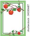 seasons   Shutterstock .eps vector #34330687