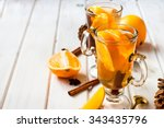 Orange Flavored Tea With...