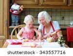 Loving Caring Grandmother ...