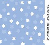 flower pattern.floral pattern. ... | Shutterstock .eps vector #343560782