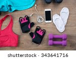 Sport Equipment For Woman  On...