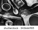 A Set Of Old Kitchen Items...