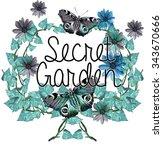 Secret Garden.flower And...
