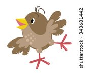 Children Vector Illustration O...