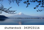 Mountain Fuji View From The...