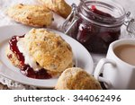 English Pastries  Scones With...