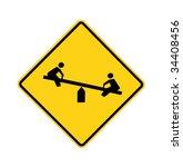 Road Sign   Playground