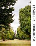 view from kew gardens  royal... | Shutterstock . vector #344459195