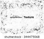 grunge texture background  ... | Shutterstock .eps vector #344475068