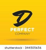 vector graphic creative line... | Shutterstock .eps vector #344505656