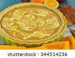 Homemade Swirl Cream Cheese...