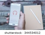 chiangmai  thailand  nov 28 ... | Shutterstock . vector #344534012